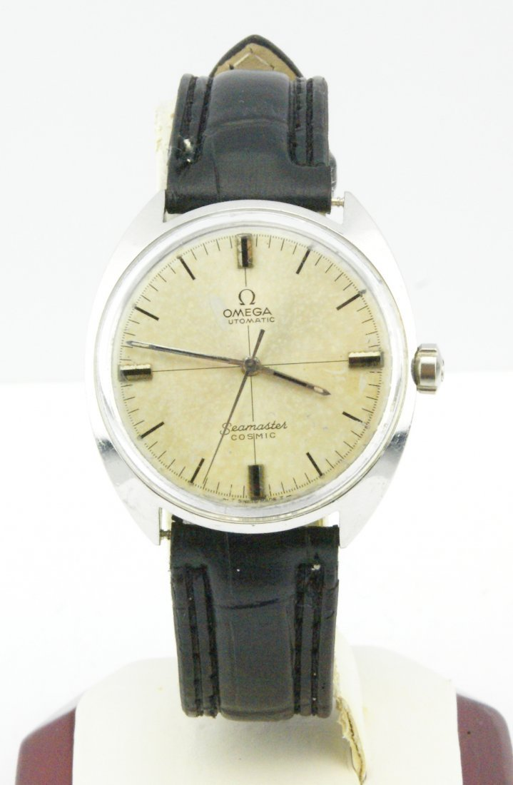 Vintage 1966 Omega Seamaster Cosmic Automatic Watch