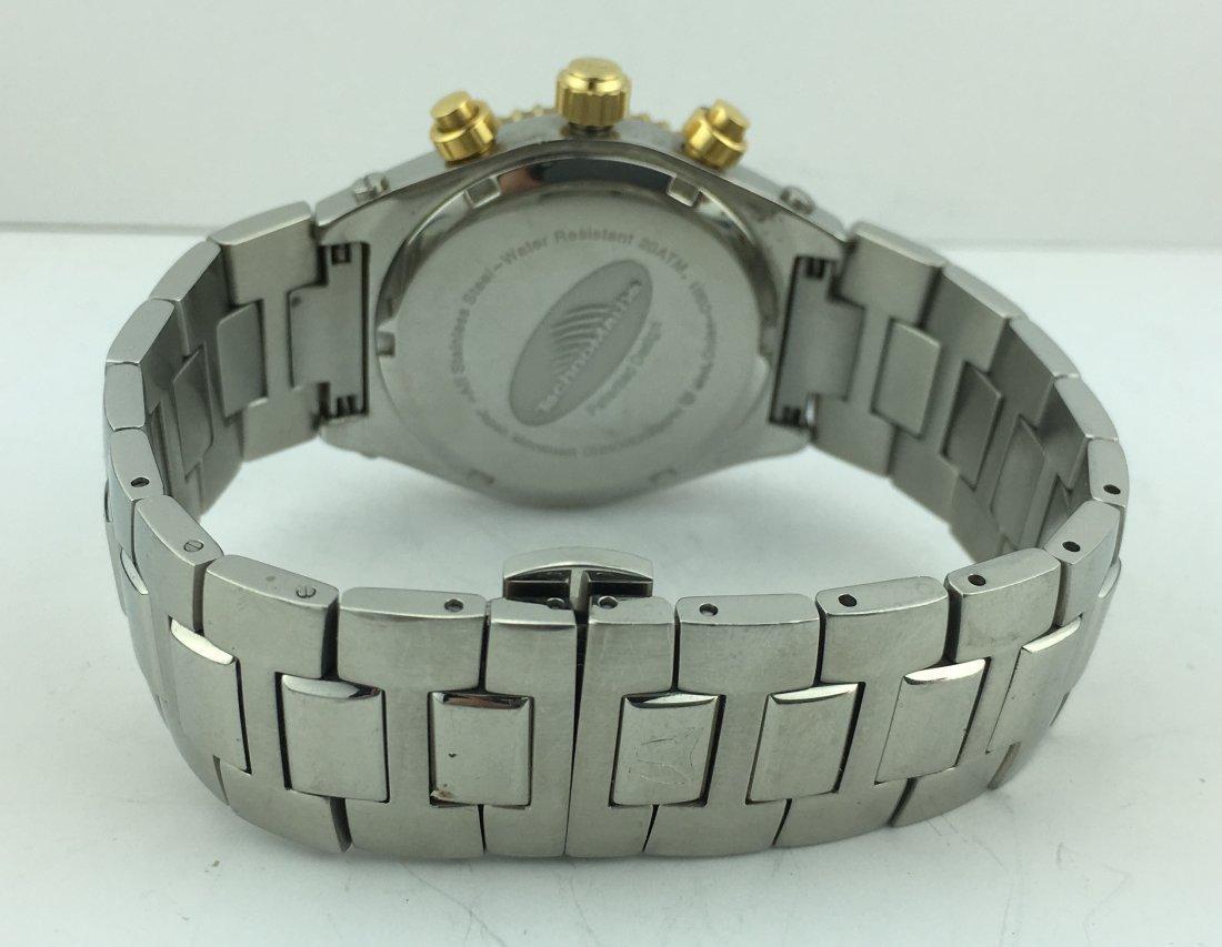 TechnoMarine Cruise Chronograph Watch w/ Stainless Band - 5