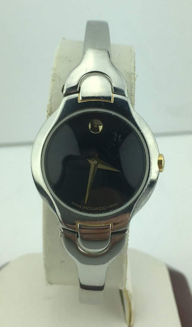 Movado Kara Bangle Watch 81 A1 1846