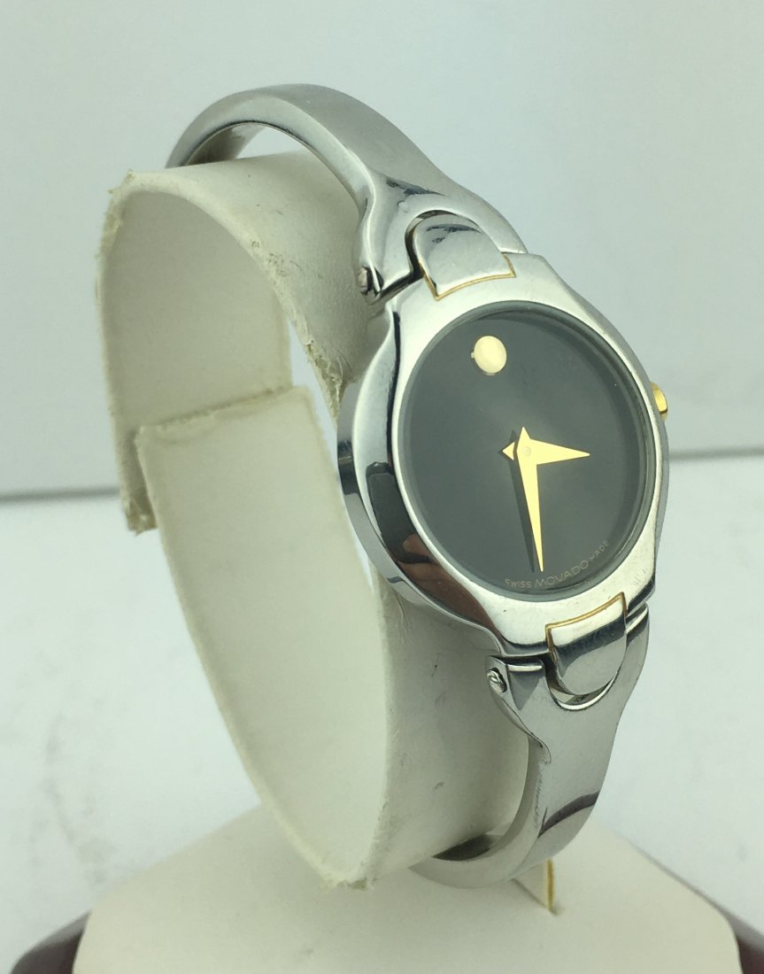 Movado Kara Bangle Watch 81 A1 1846 - 2