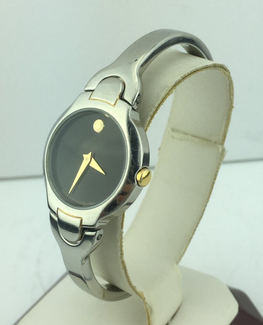 Movado Kara Bangle Watch 81 A1 1846 - 3