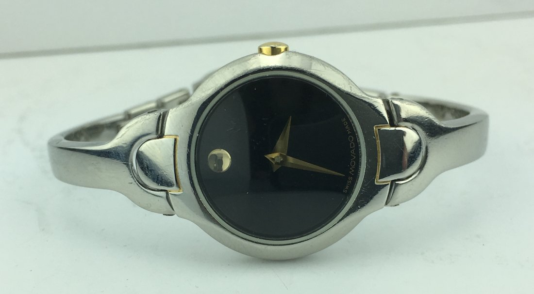 Movado Kara Bangle Watch 81 A1 1846 - 4