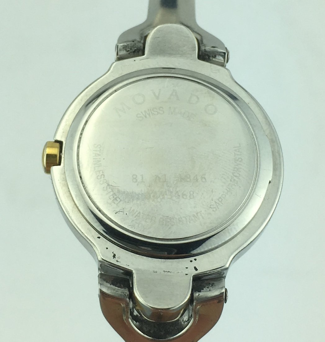 Movado Kara Bangle Watch 81 A1 1846 - 6