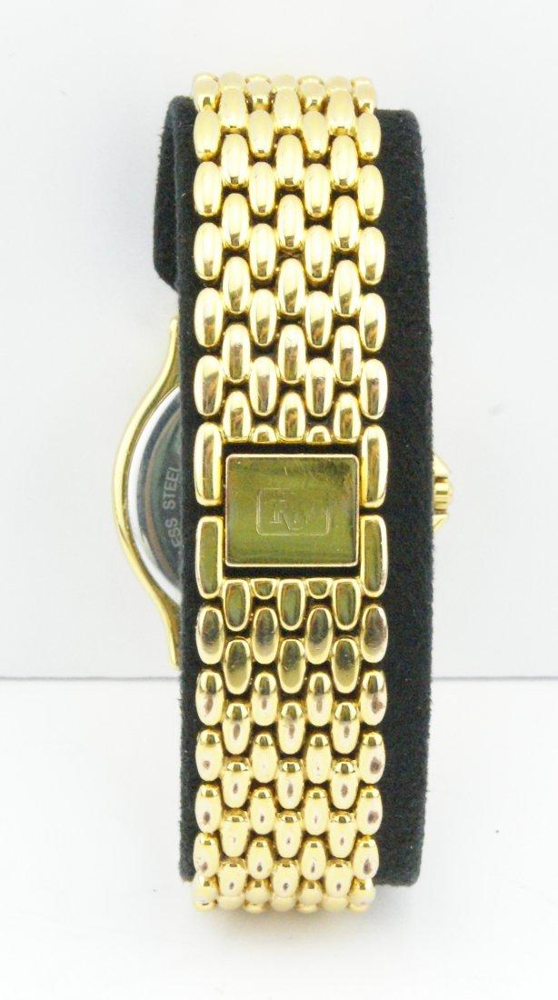 Raymond Weil Chorus Men's Gold Plated Watch 5568 - 4