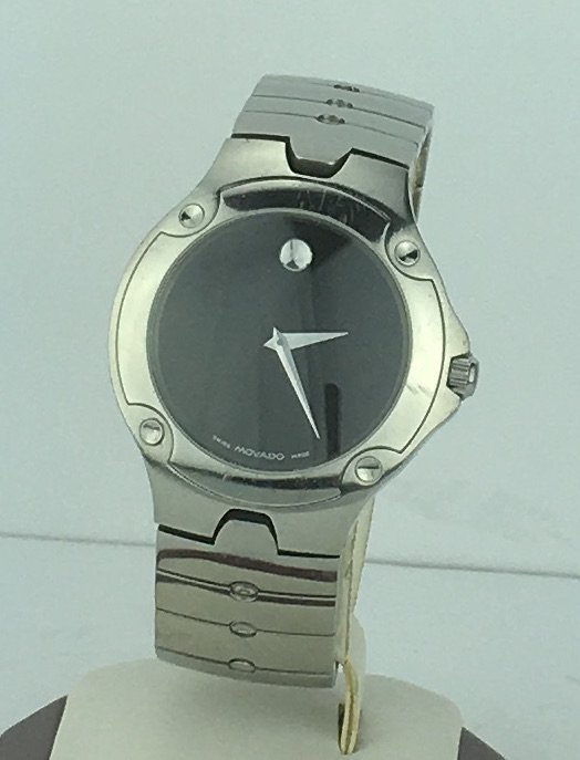 Movado Sports Edition Stainless Men's Watch 84G11892