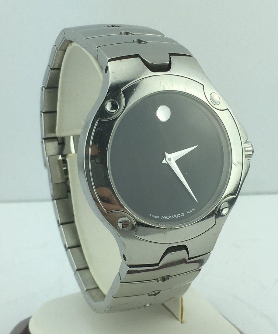 Movado Sports Edition Stainless Men's Watch 84G11892 - 2