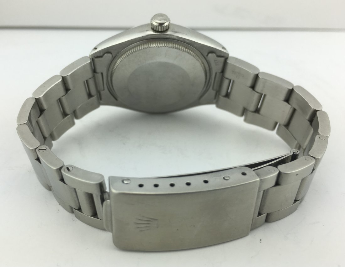 Men's Rolex Oyster Perpetual 1002 Stainless Steel - 6