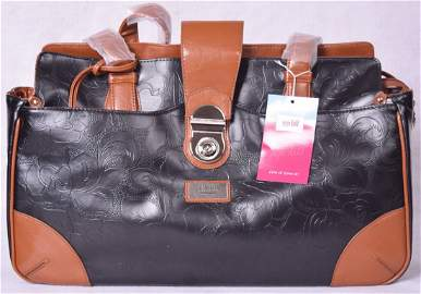 Gigi Hill  The Ingrid Tote Bag Athena Black