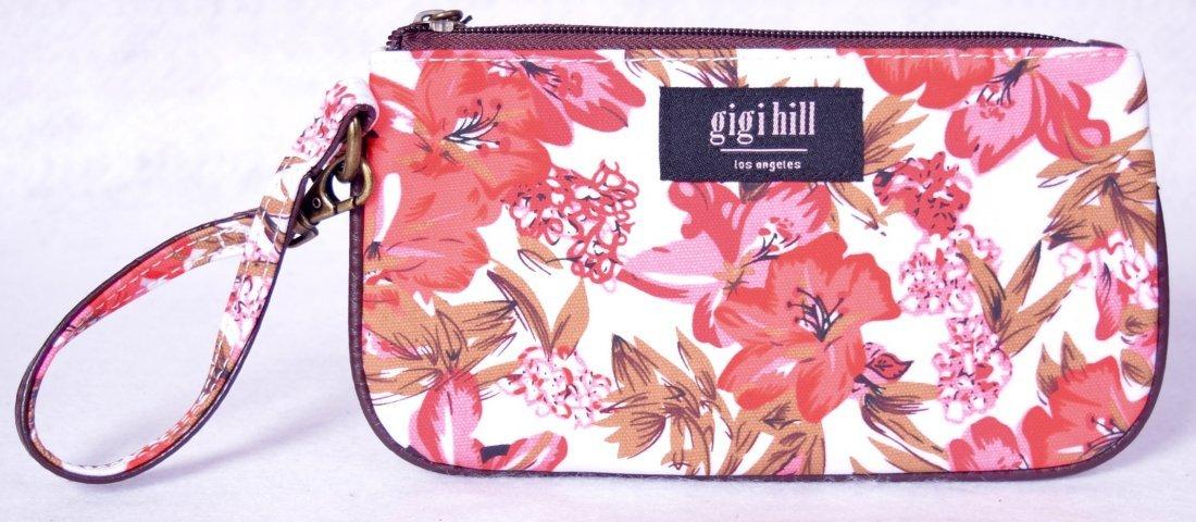 Gigi Hill The Marilyn Wristlet Floral