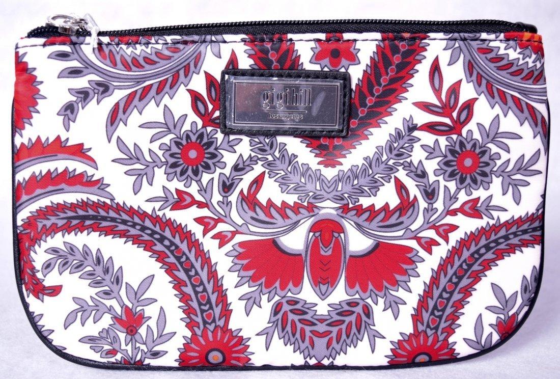 Gigi Hill The Small Scarlett Cosmetic Bag Flourish