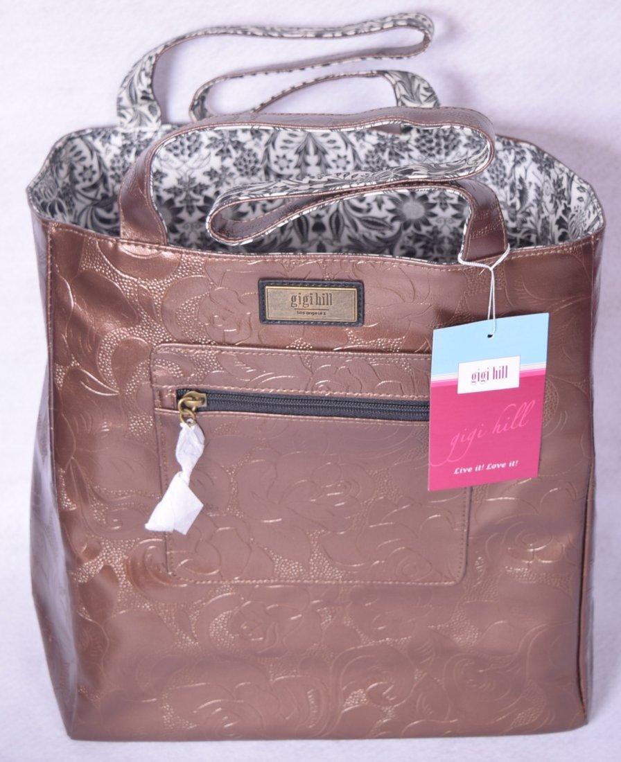 Gigi Hill The Katharine Reversible Tote Bag Athena Bron