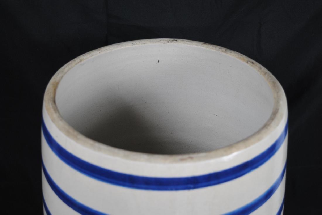 Robinson Ransbottom No. 6 Salt Glazed Water Cooler - 4
