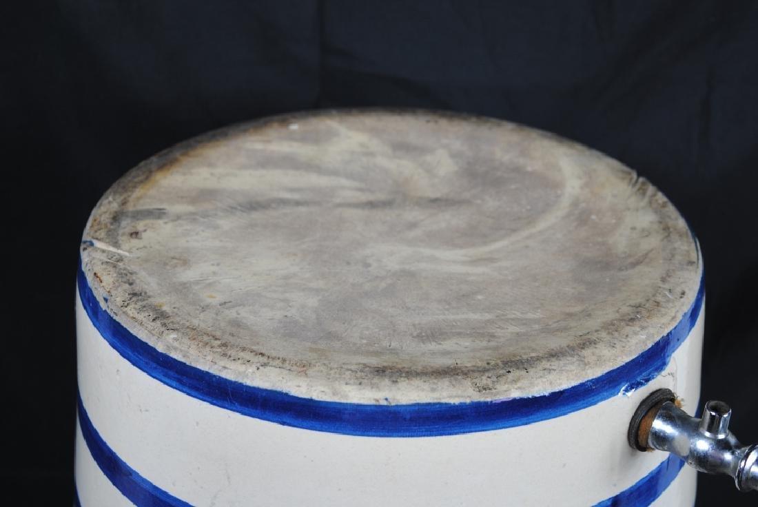 Robinson Ransbottom No. 6 Salt Glazed Water Cooler - 6