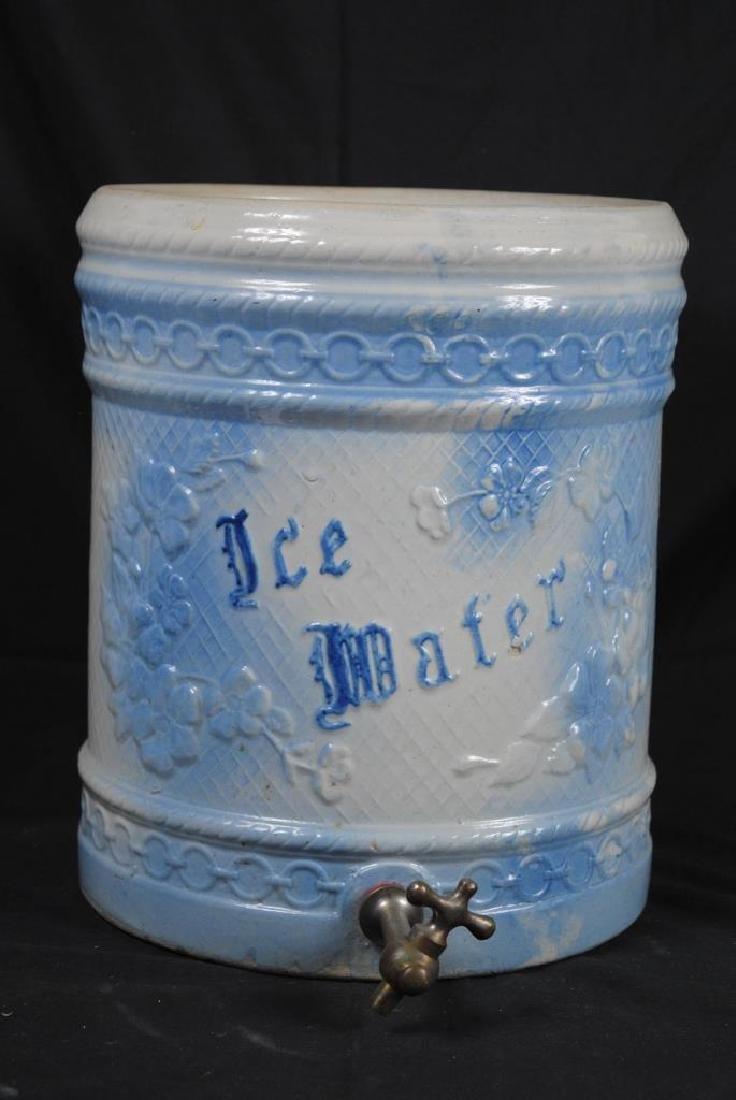 Salt Glazed No. 4 Ice Water Cooler