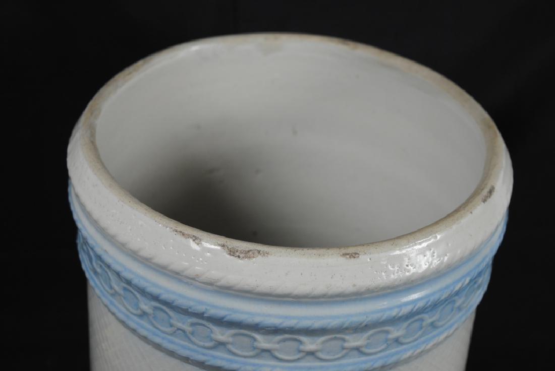 Salt Glazed No. 4 Ice Water Cooler - 6