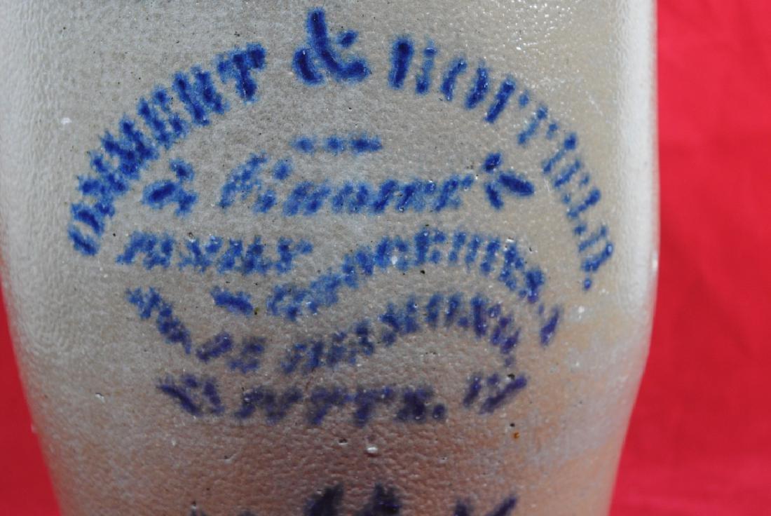 Ommert & Hoffield Grocery Stoneware Crock - 2