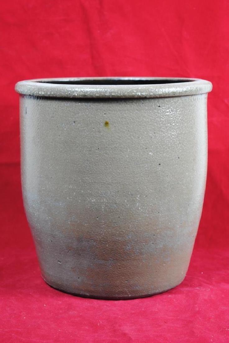 Ommert & Hoffield Grocery Stoneware Crock - 4