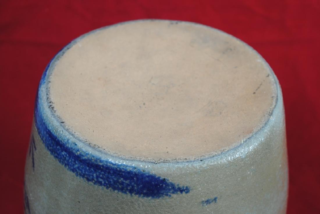 Ommert & Hoffield Grocery Stoneware Crock - 5