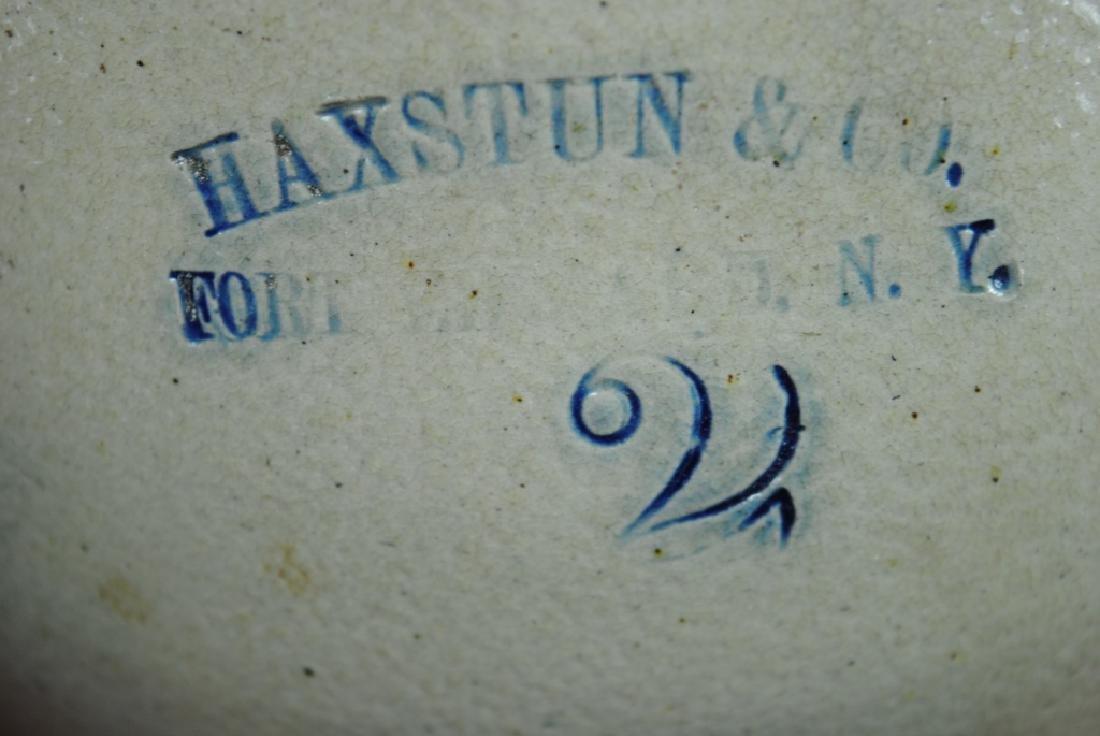Haxstun & Co. No. 2 Cobalt Decorated Jug - 3