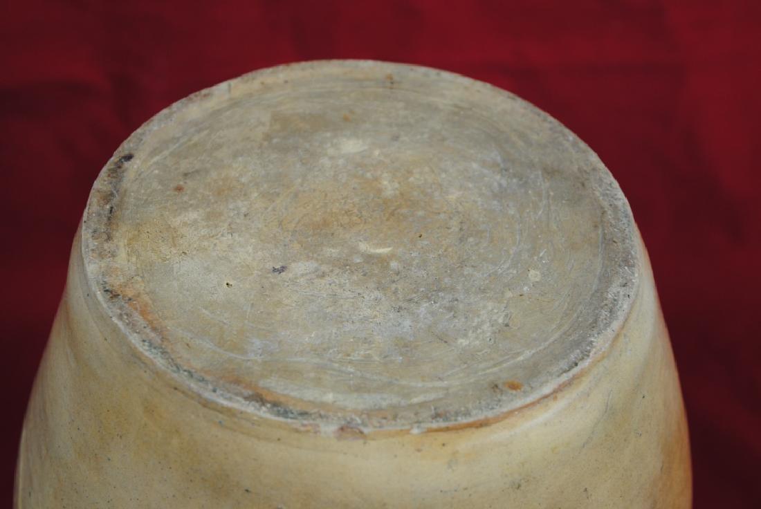 N. Clark Athens N.Y. Stoneware Crock - 10
