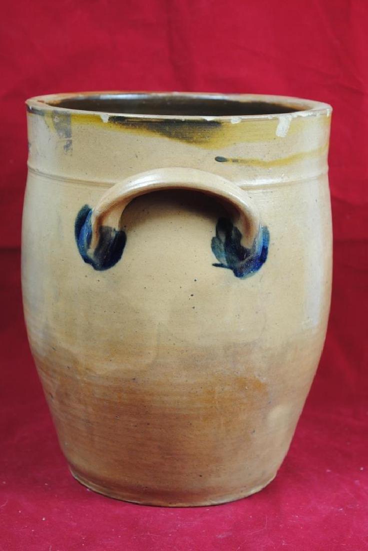 N. Clark Athens N.Y. Stoneware Crock - 4