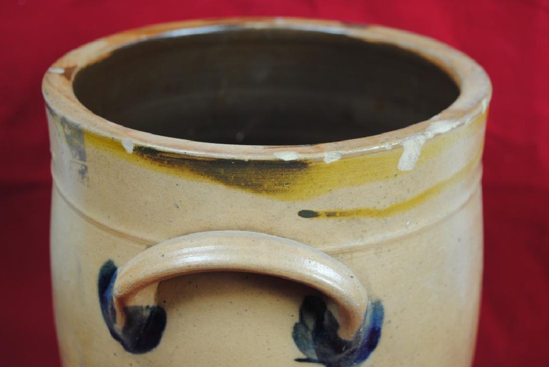 N. Clark Athens N.Y. Stoneware Crock - 5