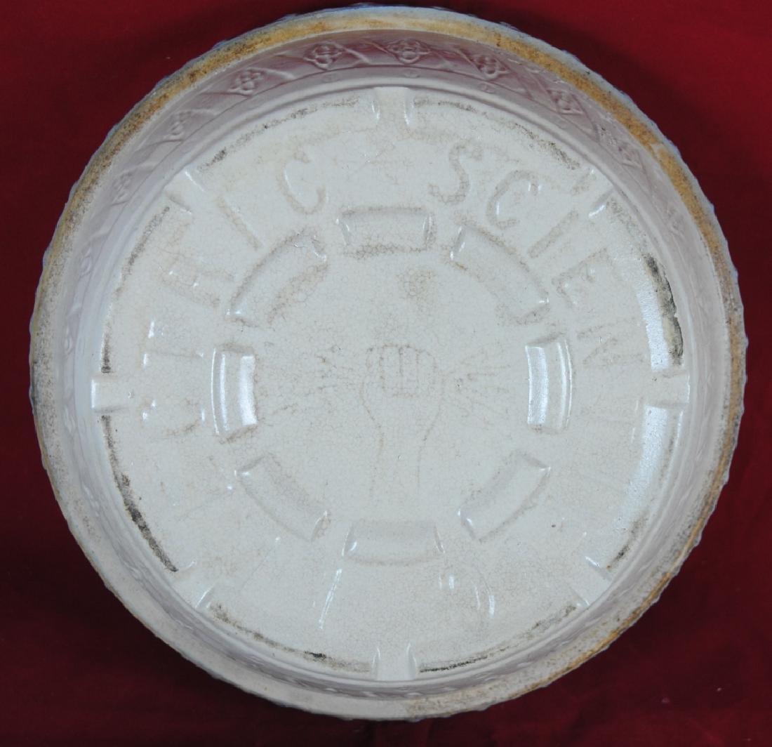 Stoneware Lidded Bowl - 2