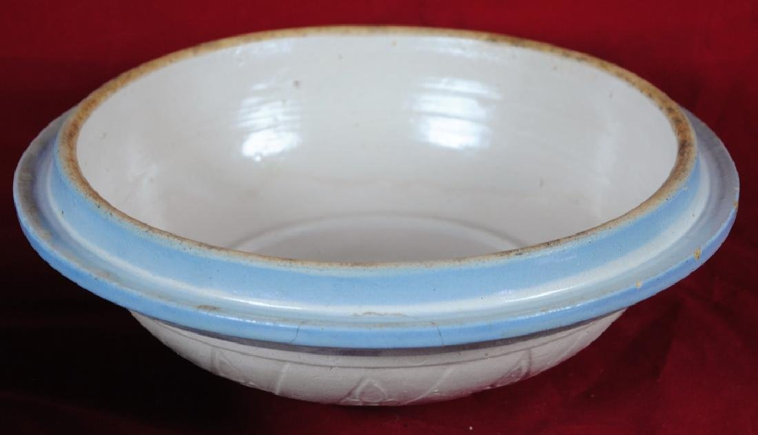 Stoneware Lidded Bowl - 3