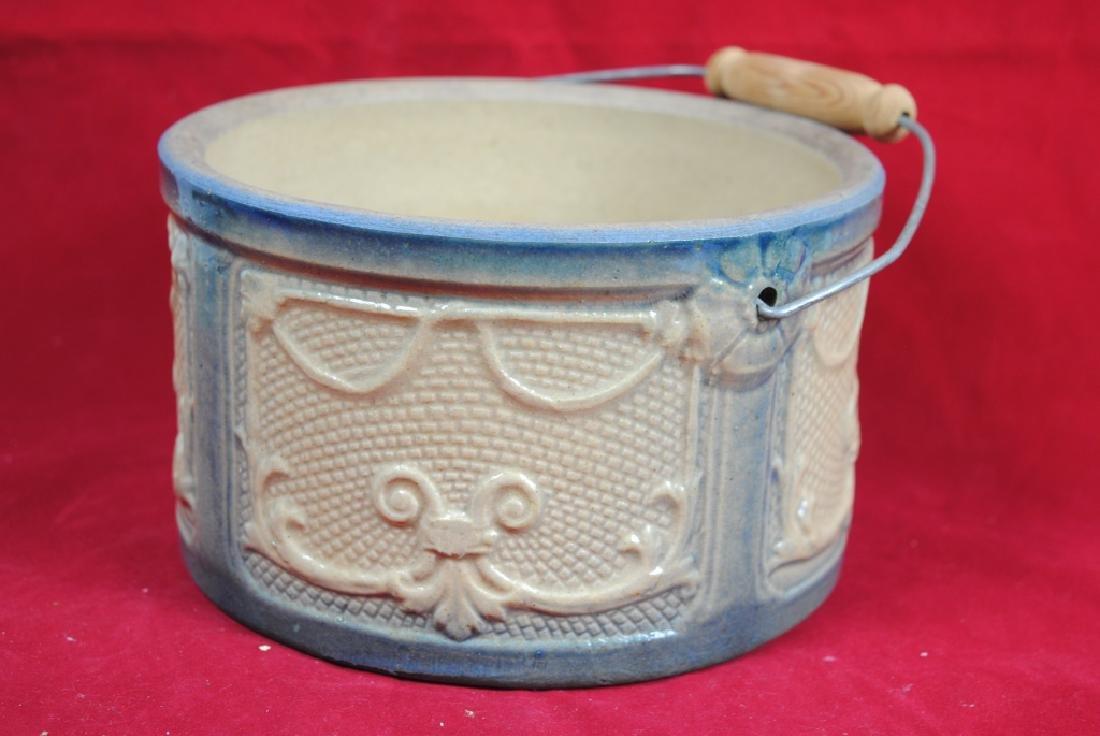 Stoneware Bowl w/ Handle - 2