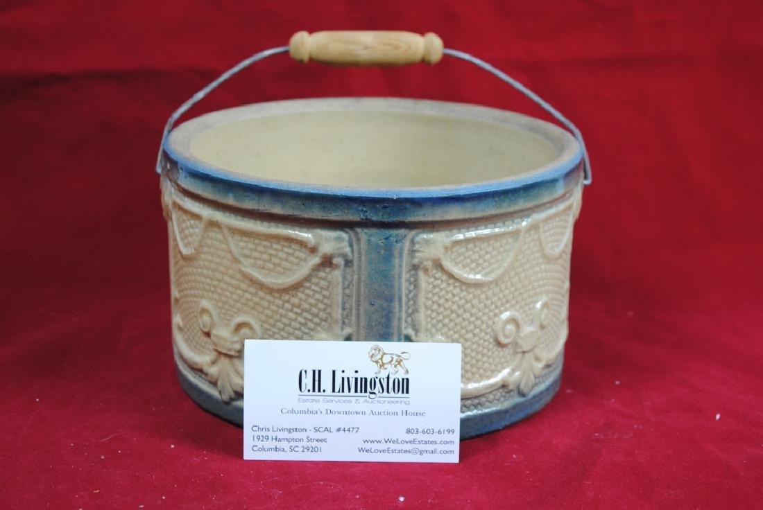 Stoneware Bowl w/ Handle - 7