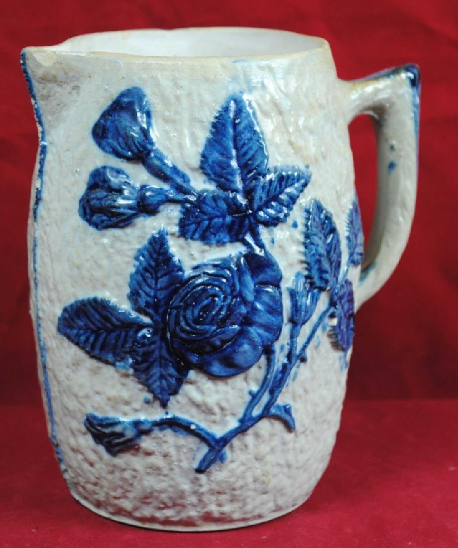 White's of Utica Pitcher w/ Roses