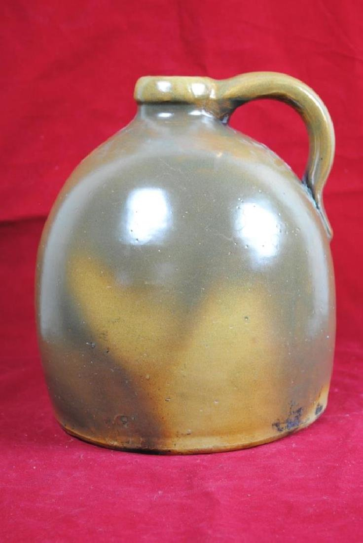 Brown Glaze Buggy Jug - 4
