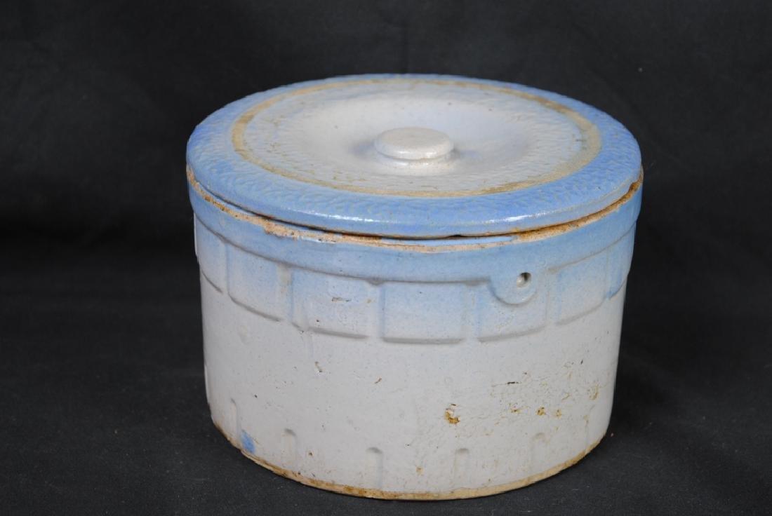 Salt Glazed Butter Crock