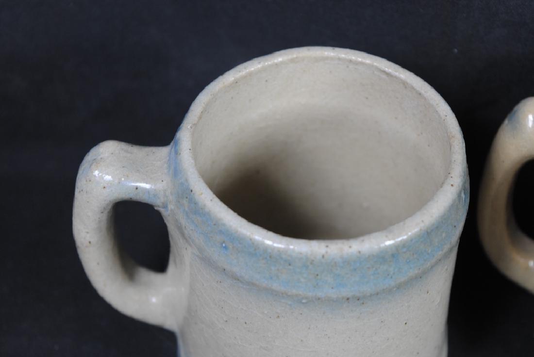 Pair of Salt Glazed Mugs - 2