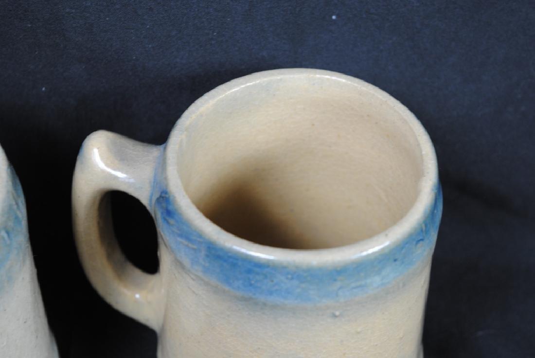 Pair of Salt Glazed Mugs - 3