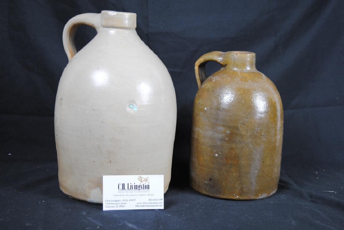Two Stoneware Jugs - 8