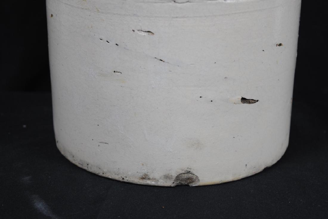 Salt Glazed Jug w/ Handle - 4