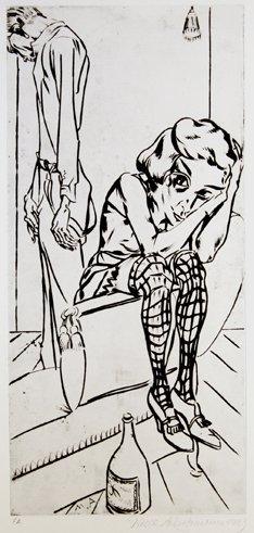 4: Max Ackermann (1887 - 1975)