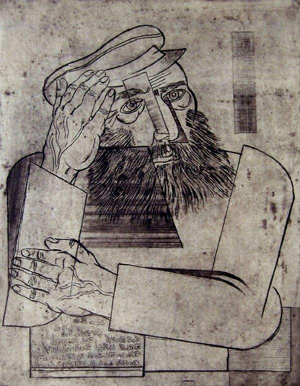 8: Jankel Adler (1895 - 1949)