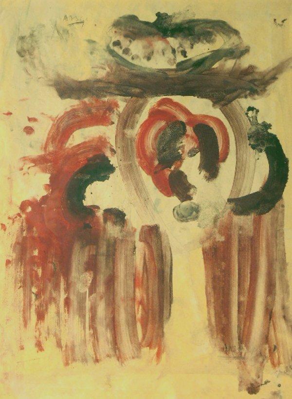 12: Siegfried Anzinger (1953)