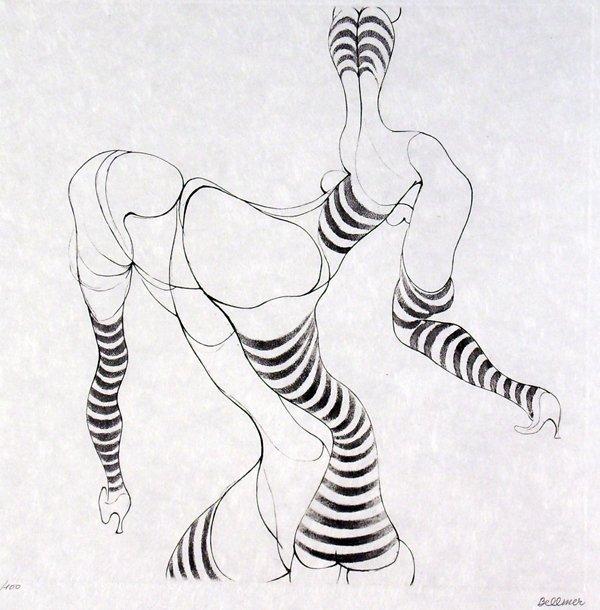 22: Hans Bellmer (1902 - 1975)