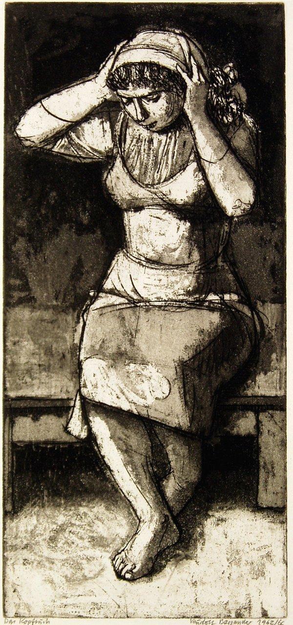 24: Rudolf Bergander (1909 - 1970)