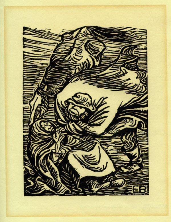 13: Ernst Barlach (1870 - 1938)