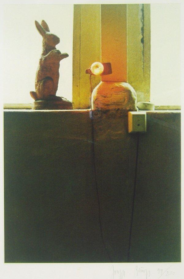 18: Joseph Beuys (1921 - 1986)