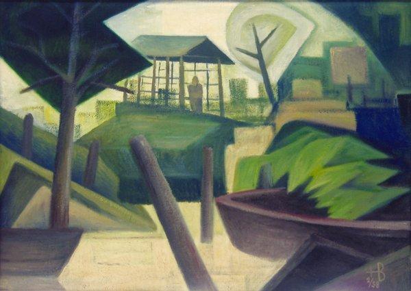 23: Hans Brass (1885 - 1959)