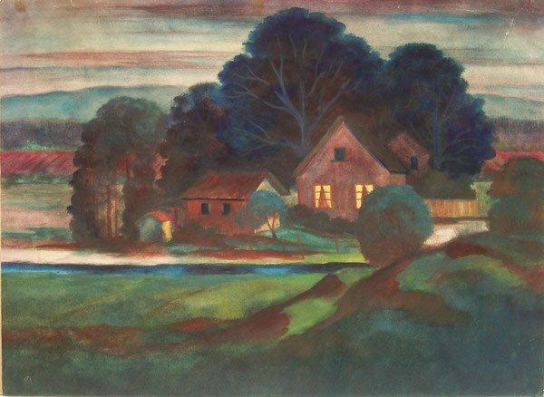13: Christian Arnold (1889 - 1960)