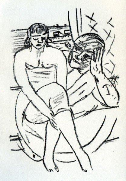 24: Max Beckmann (1884 - 1950)