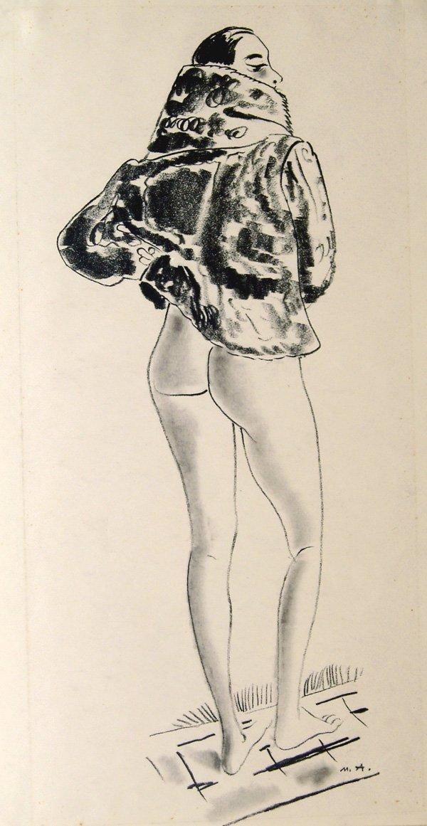 1: Max Ackermann (1887 - 1975)