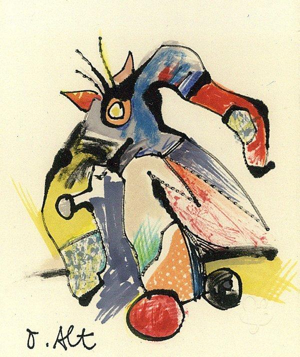 2: Otmar Alt (1940)