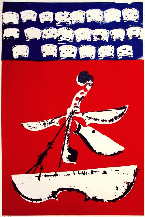 3: Arman (d.i. Armand Fernandez) (1928)